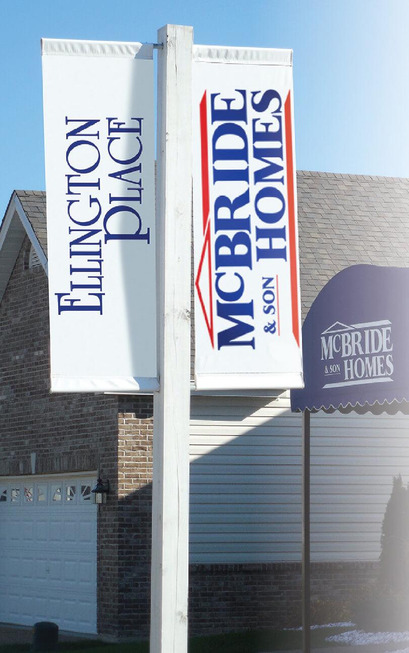 Pole Banners Online Print Shop Elite Graphics Llc