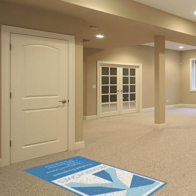 carpet floor decals
